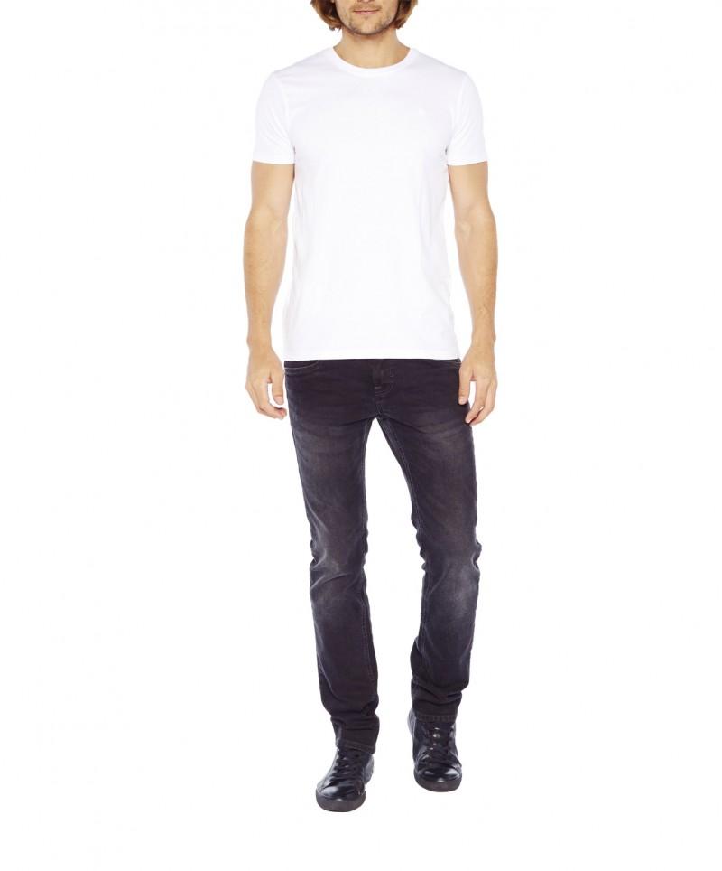 Colorado Stuart - Doppelpack T-Shirt - Weiss