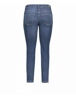 Mac Dream Chic Jeans - Dark Used - Hinten
