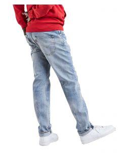 Levi's 501 Original - Stretch Jeans - Mowhawk  - Hinten