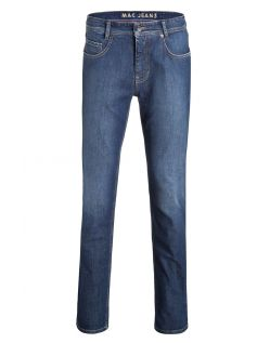 MAC ARNE Jeans - Modern Fit - Authentic Stone Deep Blue