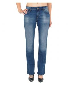 MAVI MONA Jeans - Straight Leg - Dark Paris