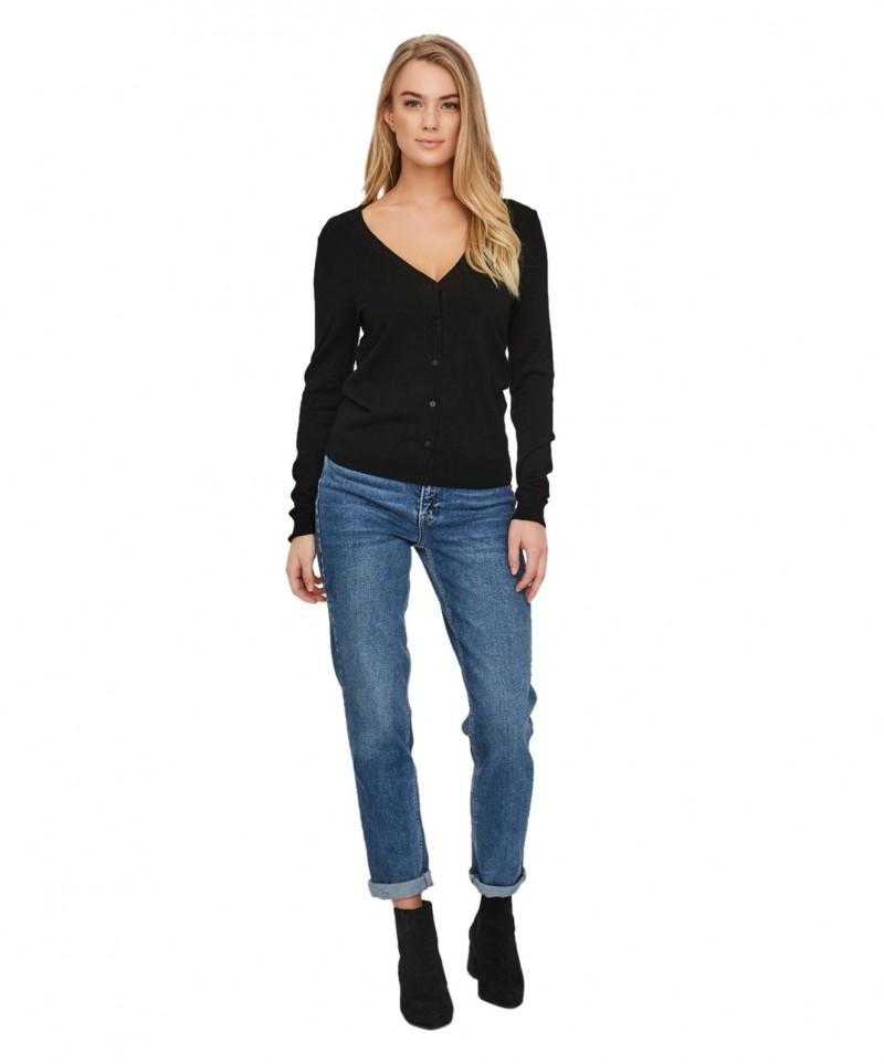 Damen Blusen Nellie Glory von Vero Moda in Black