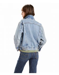 Levi's Jeansjacke - Ex-Boyfriend Trucker - Dream of Life - Hinten