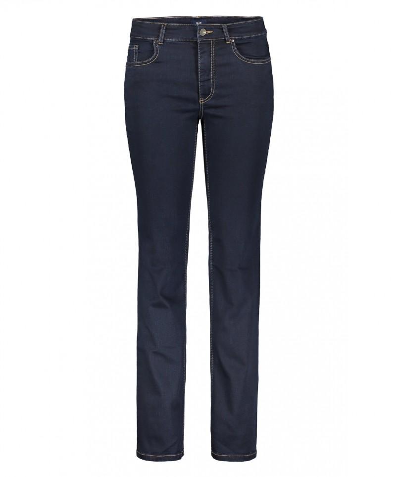 MAC Melanie Jeans Straight Leg Dark Rinsewash