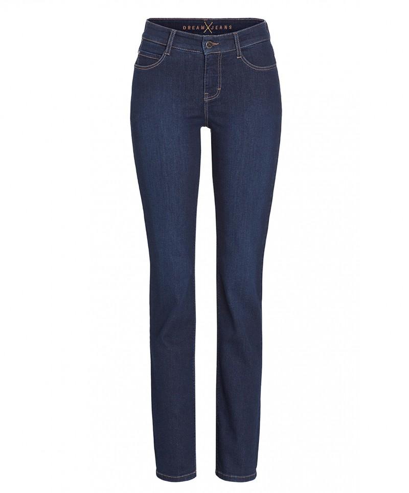MAC DREAM Jeans - Straight Leg - Summer Mid Blue