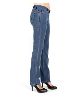 Angels Cici Jeans - Straight Leg - Superstone s