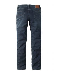 Paddocks Ranger Pipe - Karottenjeans in Blue Black Use - f02
