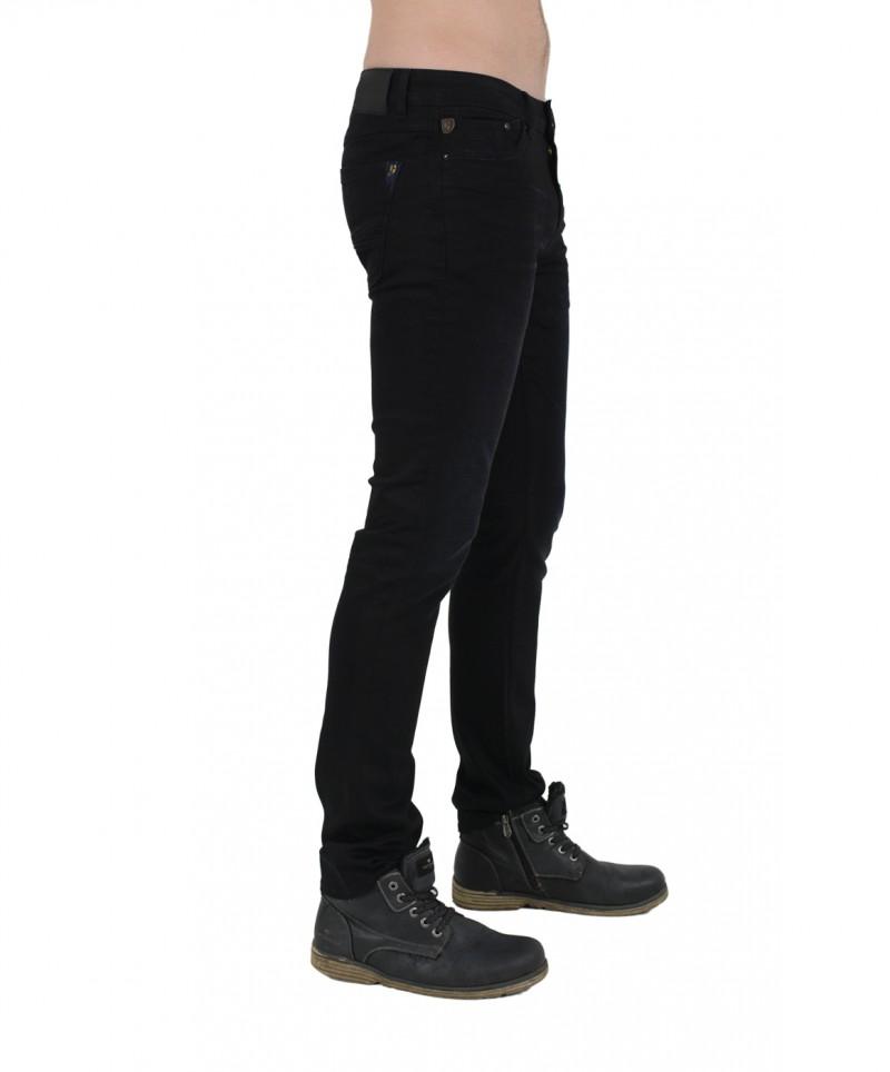 GARCIA FERMO Jeans - Super Slim - Black Used