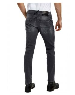 LTB SERVANDO X Jeans - Tapered Leg - Orimer Undamaged - Hinten