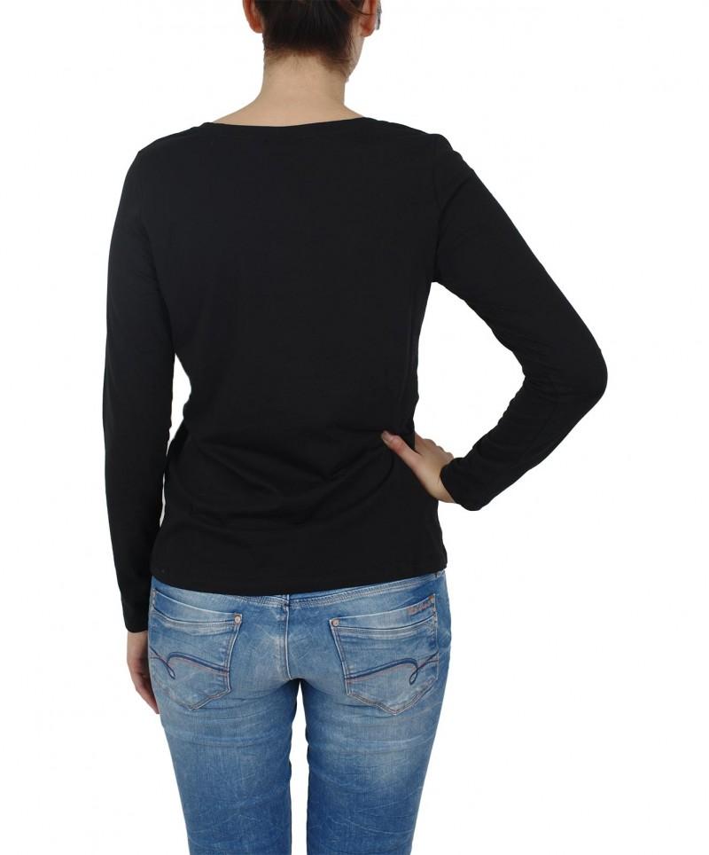 Vero Moda Shirt - MOLLY - Schwarz