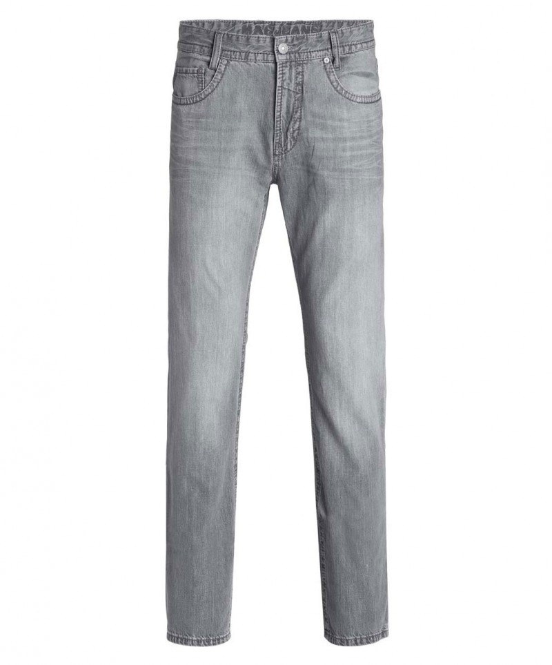 Mac Arne Jeans -  Light Denim - Grey Light Used