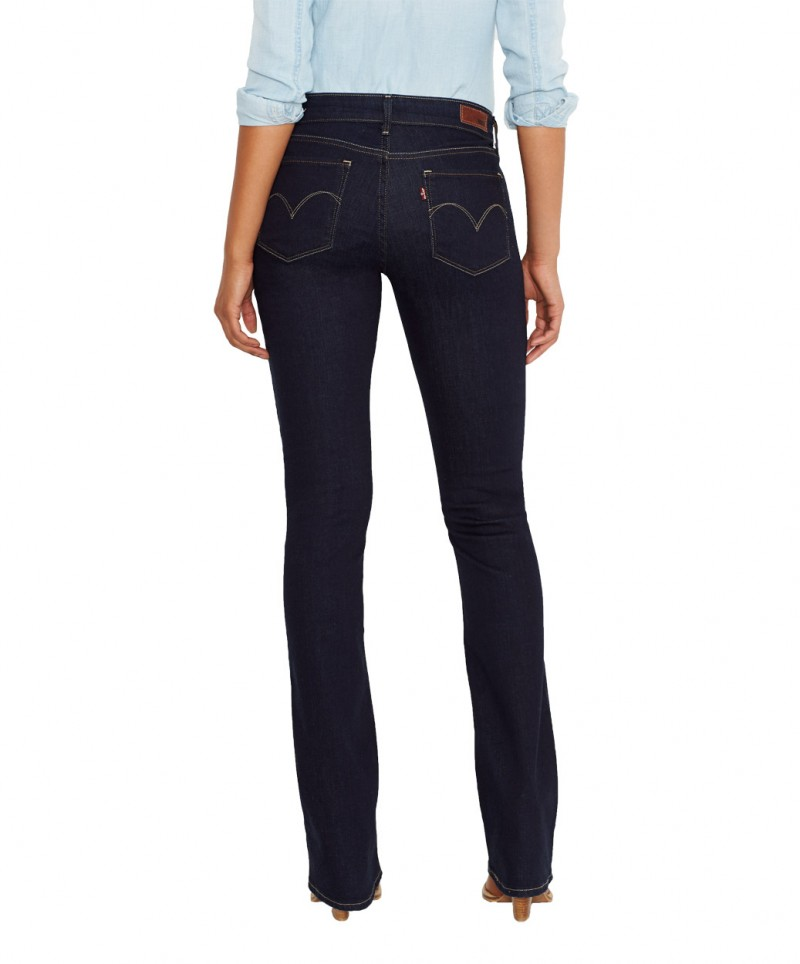 Levis Demi Curve - Bootcut Jeans - Richest Indigo v