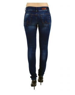 LTB MOLLY - Super Slim Jeans - Heal Wash - Hinten