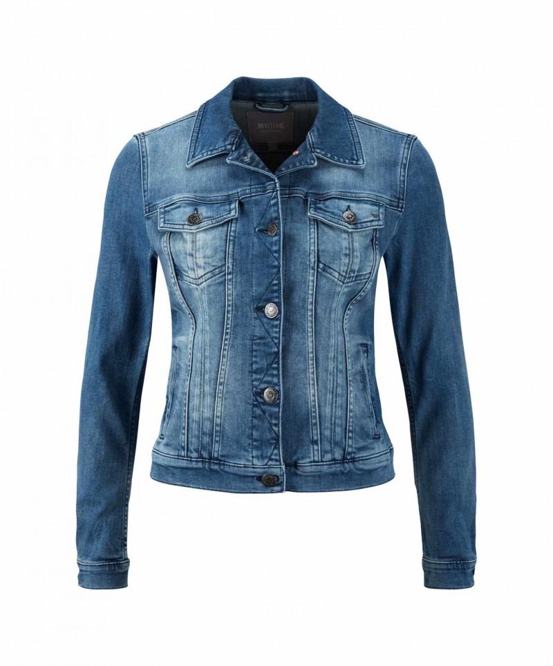 LTB Jeans Destin - Jeansjacke - Slim Fit - Pulire