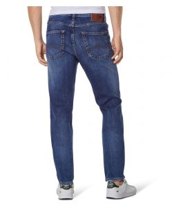 MUSTANG TRAMPER Jeans - Slim Fit - Superstone Wash - Hinten