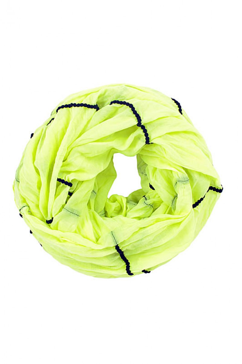 Vero Moda - New Mia Loop - Safety yellow
