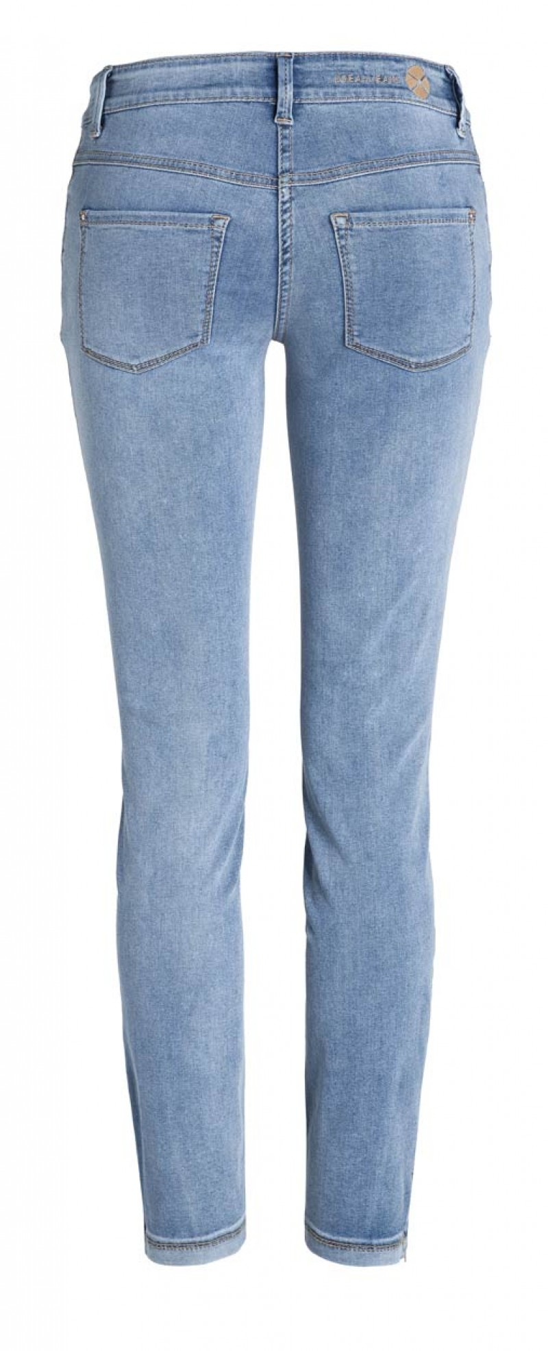 Mac Dream Summer Chic Jeans - Summer Feeling Wash