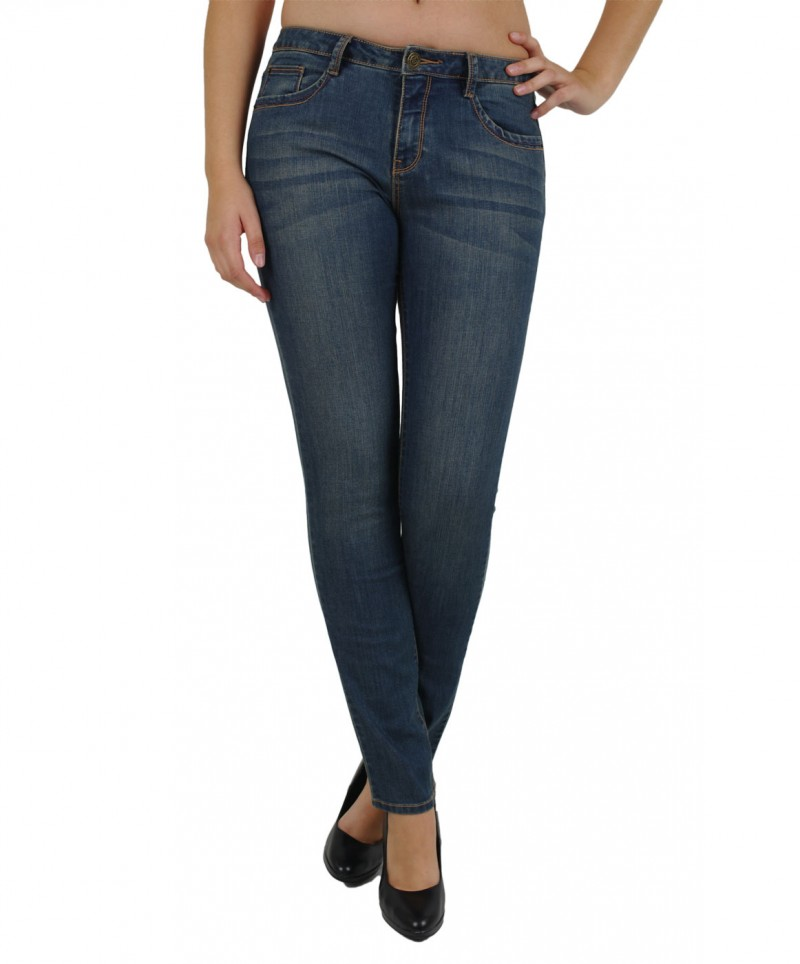 HIS Monroe Jeans - Slim Fit - Balanced Blue