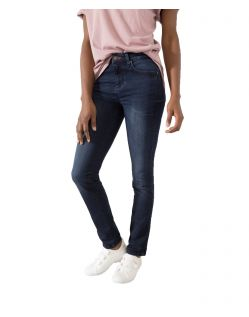 HIS MARYLIN Jeans - Slim Fit - Blue Black Wash