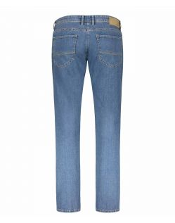 MAC Ben Jeans - Straight Jeans - Stonebleach - Hinten