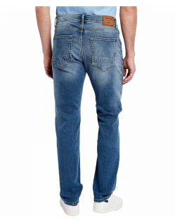 Pioneer Jeans River - Stretch Jeans in Stone Used f02