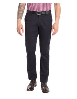 DOCKERS MARINA - Slim Tapered - Dunkel Blau