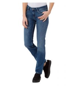 CROSS Jeans Rose - Straight Leg - Medium Blue