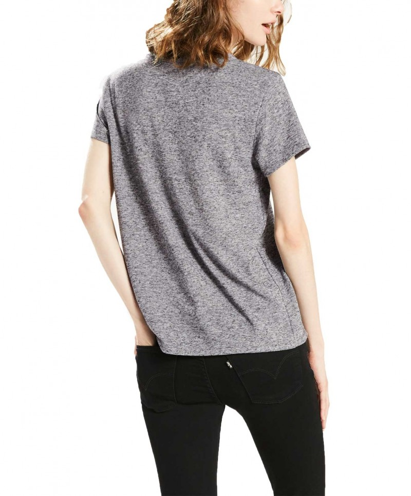 Levi's T-Shirt - Perfect Pocket Tee - Francisco Sky