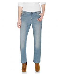 HIS COLETTA Jeans - Comfort Fit - Powder Blue