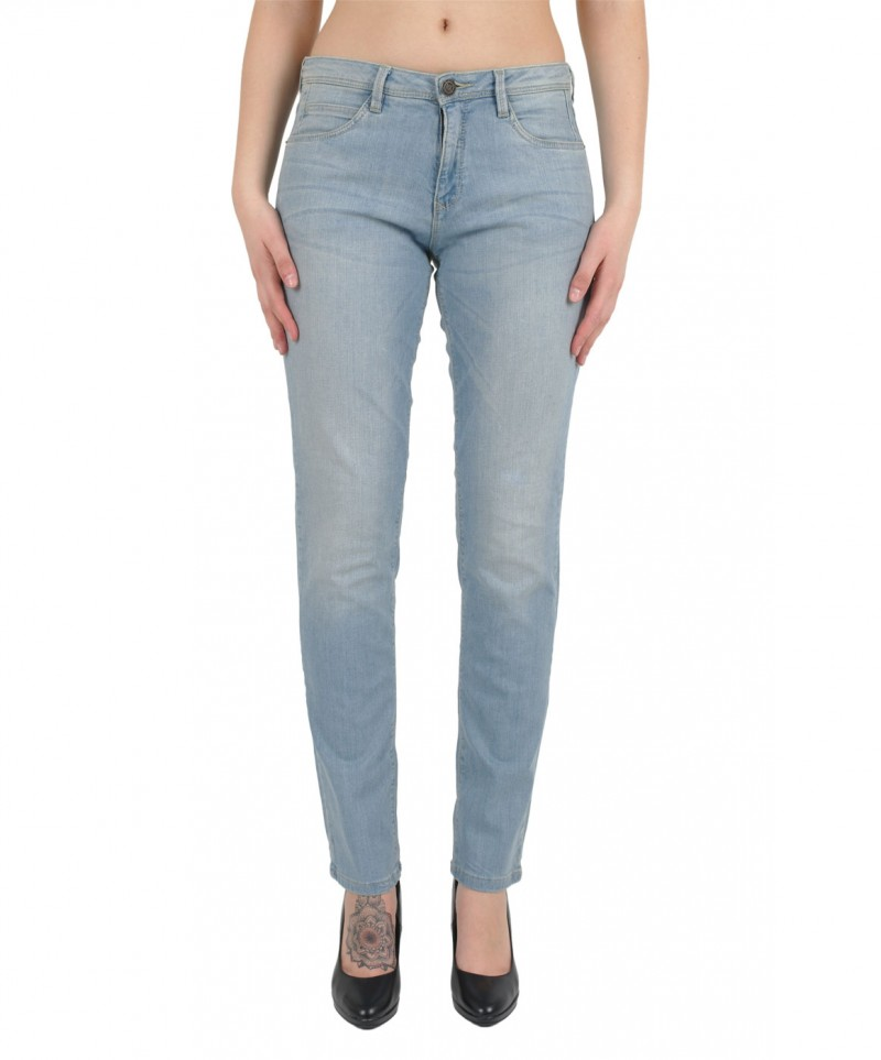 HIS MONROE Jeans - Regular Fit - Powder Blue