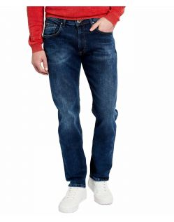 Pioneer Jeans River - Dunkelblaue Jeans im Relaxed Fit