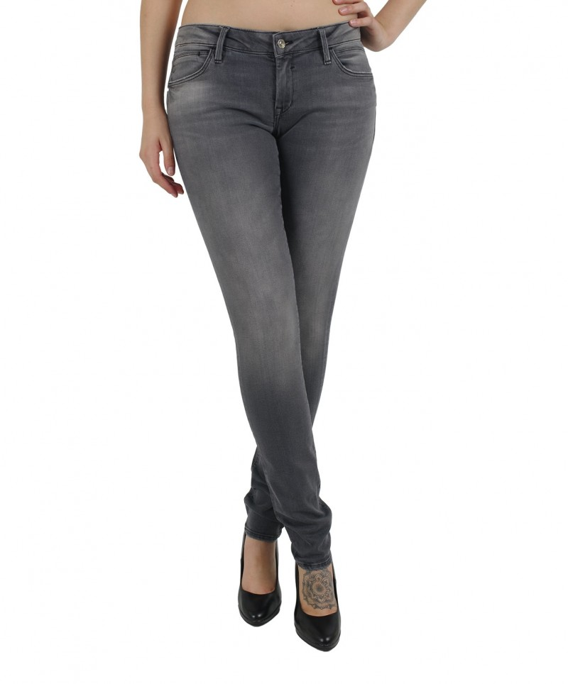 MAVI LINDY Jeans - Slim Skinny - Dark Indigo