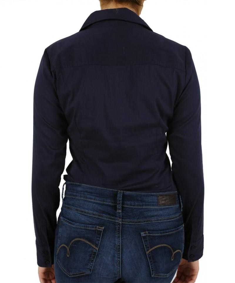 Vero Moda COUSIN - Bodybluse - Dark Navy