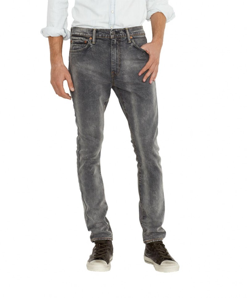 Levis 510 Jeans - Skinny Fit - Great Grey
