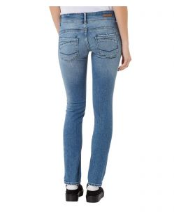 Cross Jeans Melissa - Skinny Jeans - Light Blue - Hinten