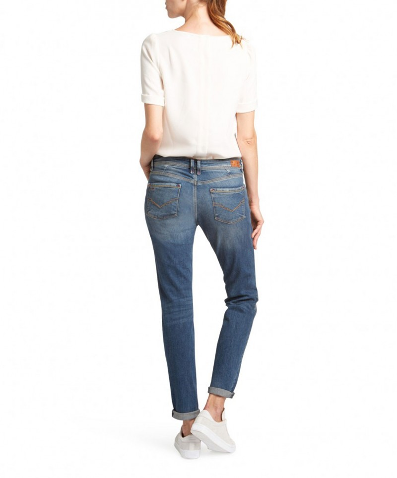 HIS MONROE Jeans - Skinny Fit - Vision Blue