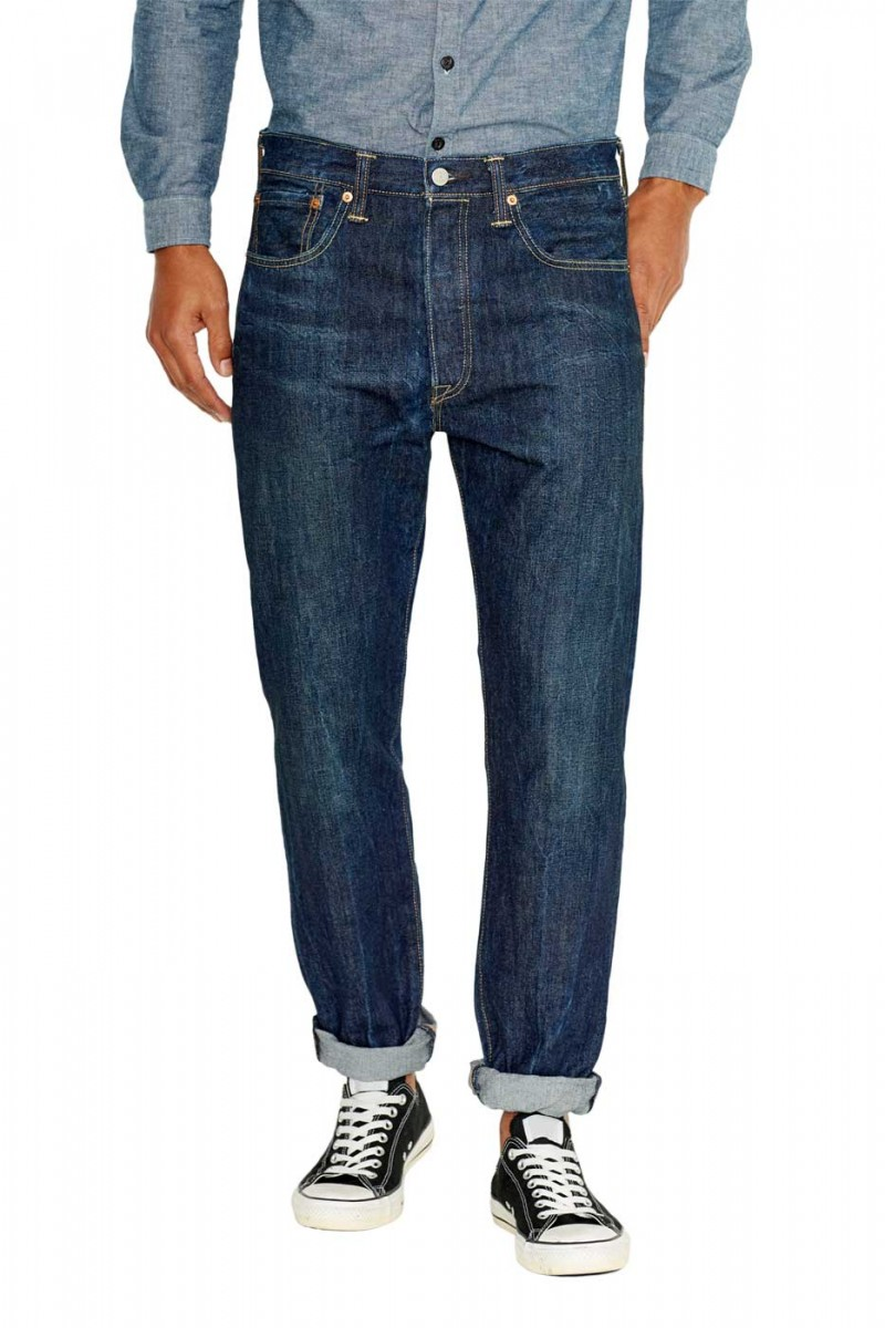 Levis 501 CT Jeans - Tapered Fit