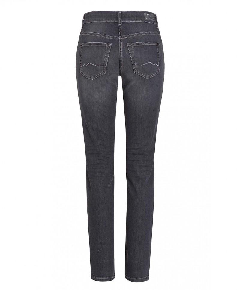 MAC ANGELA Jeans - Slim Fit - Light Blue Authentic Wash