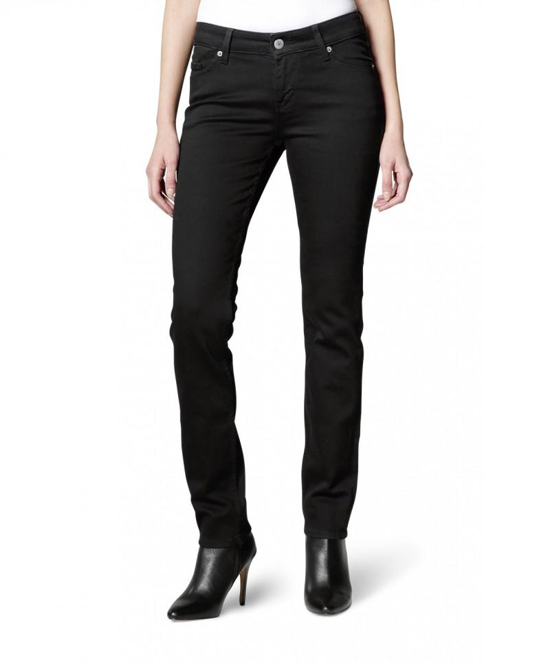 MUSTANG JASMIN Jeans - Slim Fit - Midnight Black