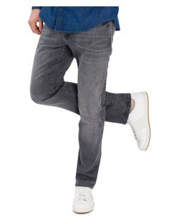 CROSS Dylan - graue Regular-Fit-Jeans mit geradem Beinverlauf