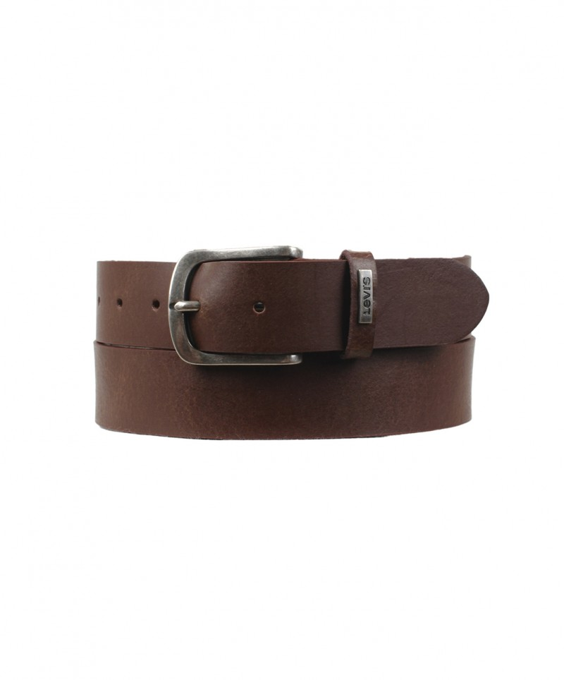 Wrangler Wendegürtel Black/Brown