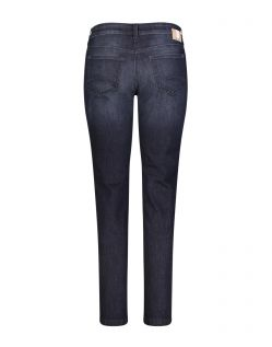 Mac Jeans Angela - Slim Fit mit trendiger Used Optik - Hinten