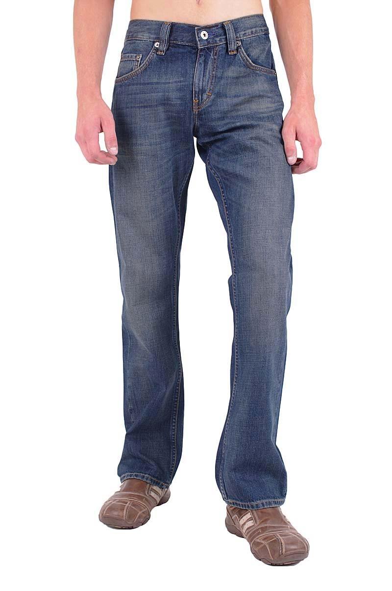 Mustang Boston Bootleg Jeans tinted rinse washed