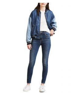 Levis 720 - High Waisted Skinny Jeans in Pave the Way