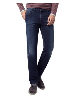 Pioneer Rando - Regular Fit Jeans - Dark Used With Buffies