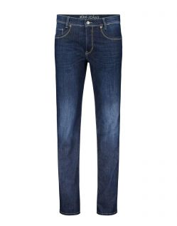 MAC Arne Jeans - Sommer Denim - Dark Blue Stonewash