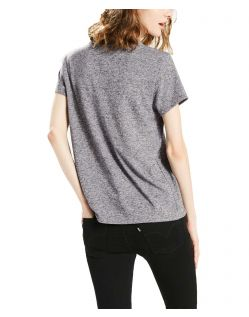 Levi's T-Shirt - Perfect Pocket Tee - Francisco Sky - Hinten