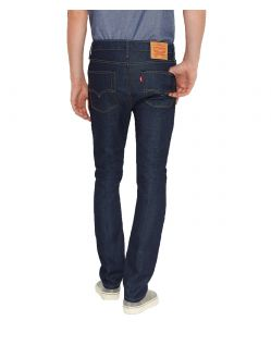 Levis 510 Jeans - Skinny Fit - Broken Raw - Hinten
