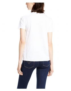 Levi's T-Shirt - The Perfect Tee - Batwing White Graphic