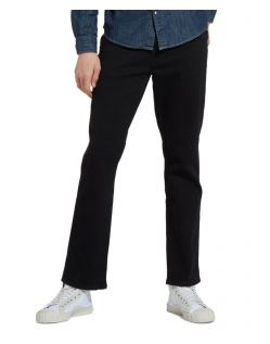 Wrangler Texas Stretch Jeans in Black Overdye